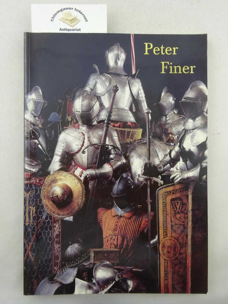IN ARMIS ARS. Peter Finer, the Old Rectory, Ilmington, Shipston-on- Stour, Warwickshire. (Peter Finer