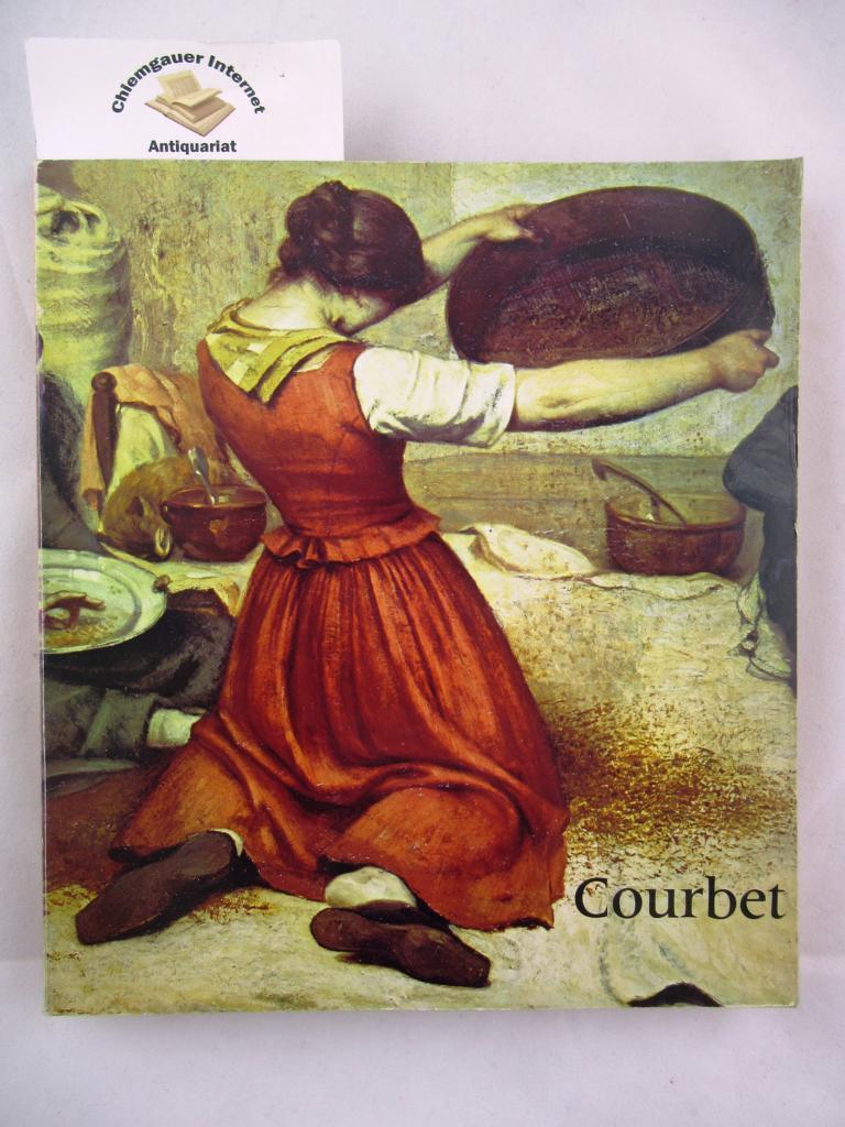 Gustave Courbet (1819-1877) Grand Palais 30 Septembre 1977 - 2 Janvier 1978.
