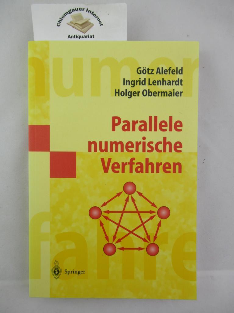 Parallele numerische Verfahren. ERSTAUSGABE.