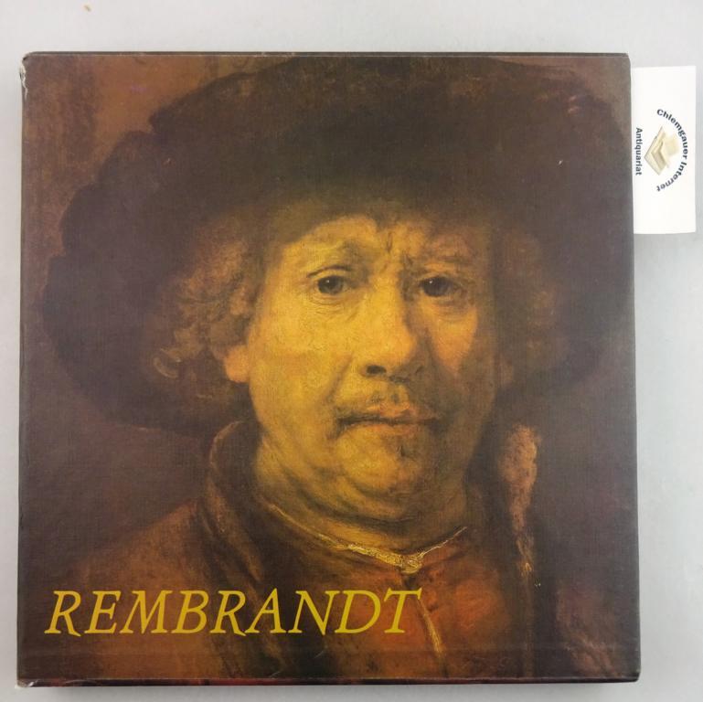 Rembrandt. Ins Deutsche übertragen von Helga Künzel.