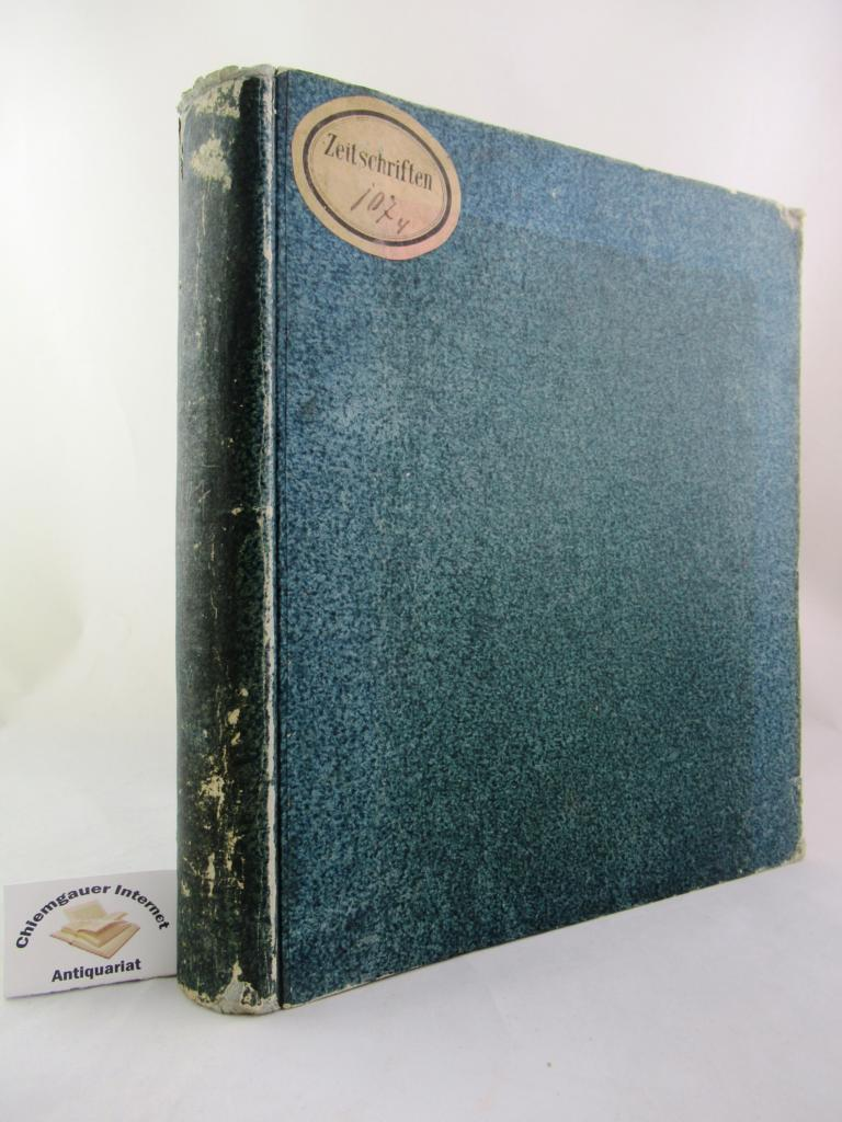 Pierer, Johann Friedrich (Hrsg.): Allgemeine medizinische Annalen des Neunzehnten Jahrhunderts. Neue Folgereihe.  Hrsg. v. Johan Jriedrich Pierer . Januar bis Junius. SECHS Hefte.