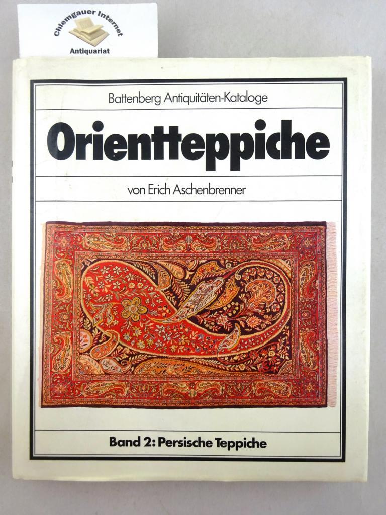 Orientteppiche. HIER: Band 2 Persische Teppiche. Nachdruck der 1. AUflage 1979.
