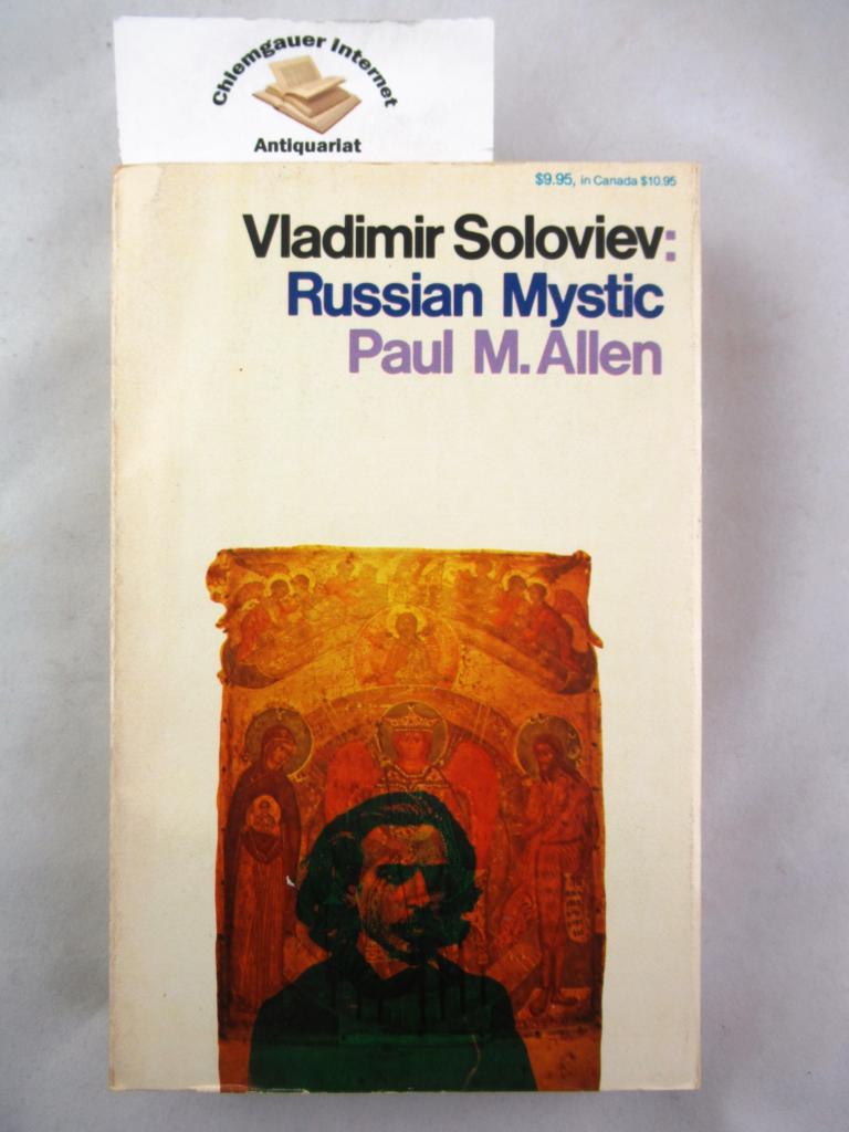 Vladimir Soloviev: Russian Mystic (Paperback) First edition.