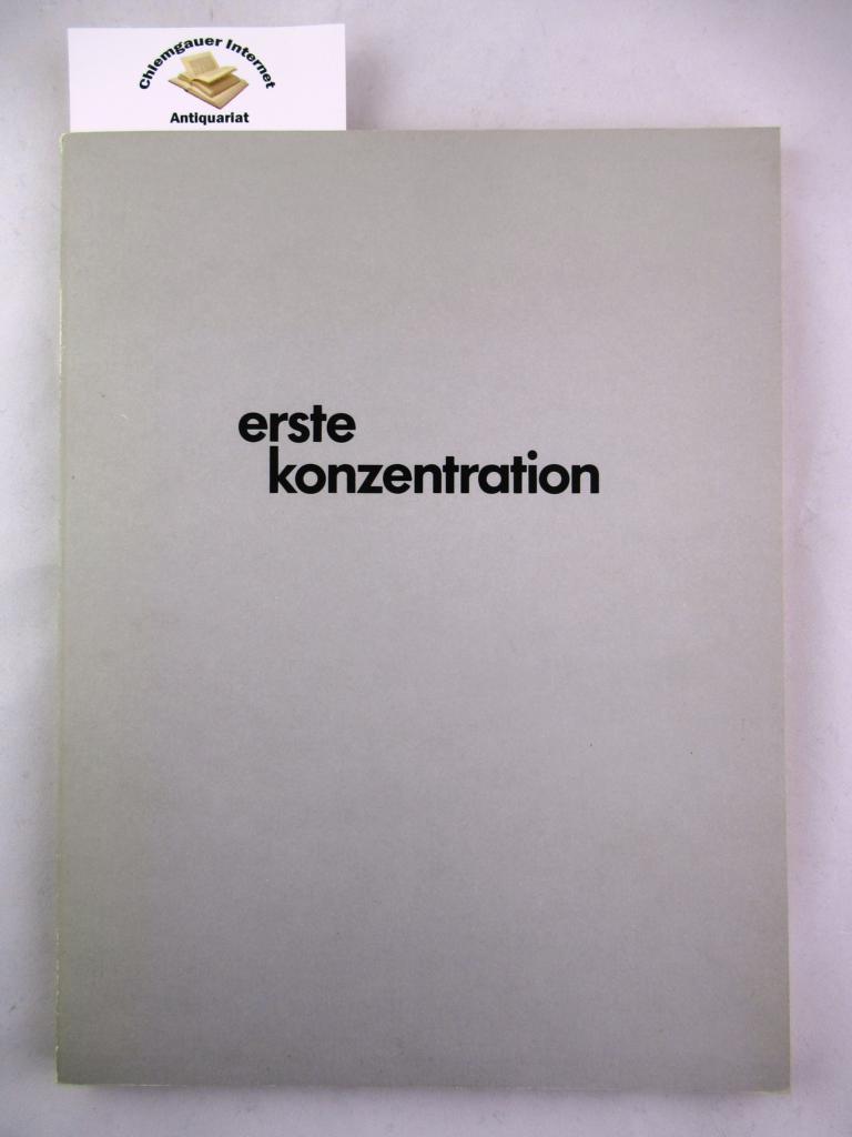 Erste Konzentration: Georg Baselitz, Antonius Höckelmann, Jörg Immeendorff, Per Kirkeby, Markus Lüpertz, A.R. Penck Mit einem Beitrag von Alexander Dückers.
