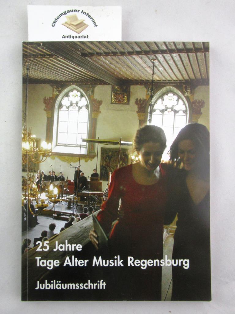 25 Jahre Tage alter Musik Regensburg