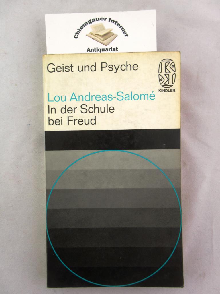 In der Schule bei Freud : Tagebuch eines Jahres 1912/1913. 1. Auflage.