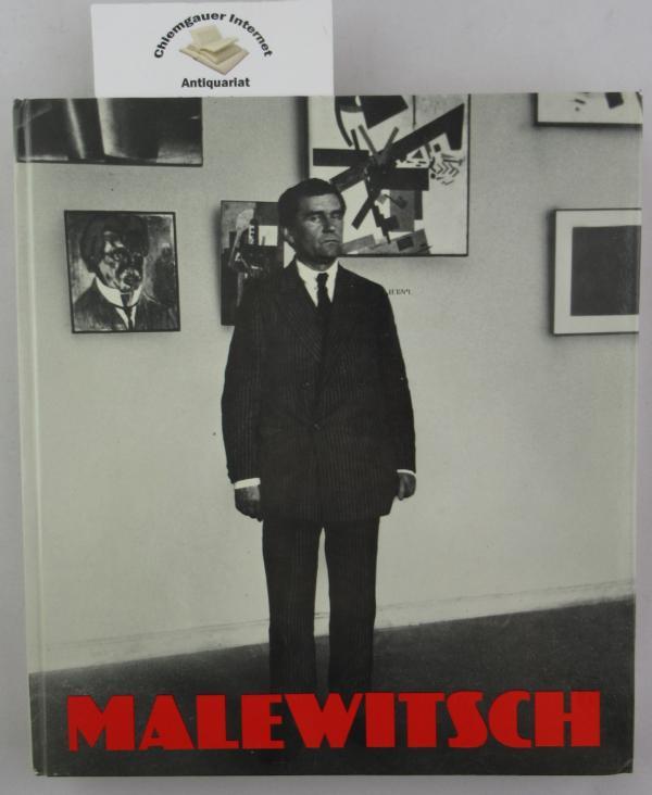 Kasimir Malewitsch zum 100. Geburtstag . Katalog der Galerie Gmurzynska Juni-Juli 1978.