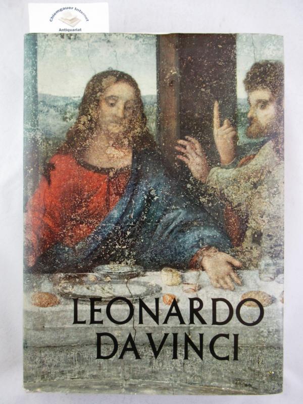 Leonardo Da Vinci Das Lebensbild eines Genies. 9. VERBESSERTE Auflage.