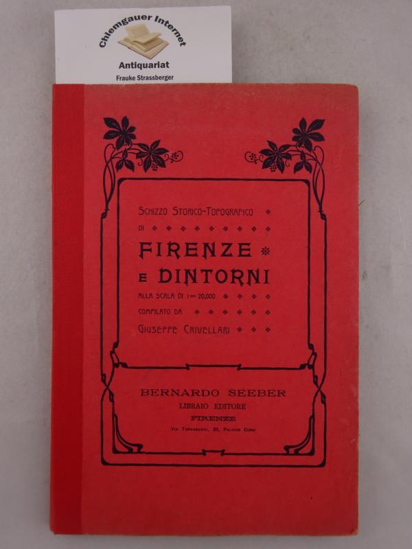 Firenze e Dintorni alla Scala di 1: 20.000