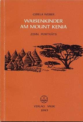 Waisenkinder am Mount Kenia, Zehn Porträts,