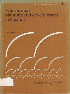 Chesswas, J.D.: Educational planning and developement in Uganda. African research monographs 1