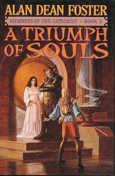 A Triumph of Souls ( Journeys of the Catechist Book 3 )
