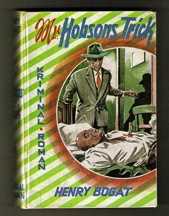 Mr. Hobsons Trick : Kriminalroman.