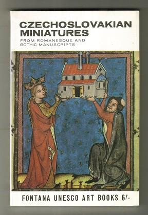 Czechoslovakian miniatures from Romanesque and Gothic manuscripts / Jan Kvet. 1. print.,