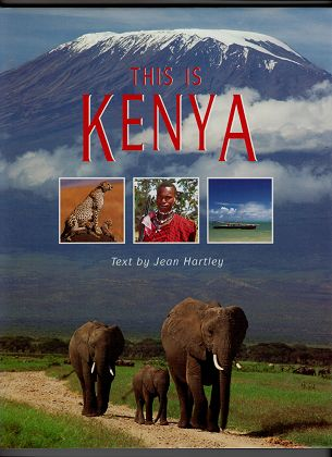 This is Kenya , text by Jean Hartley.