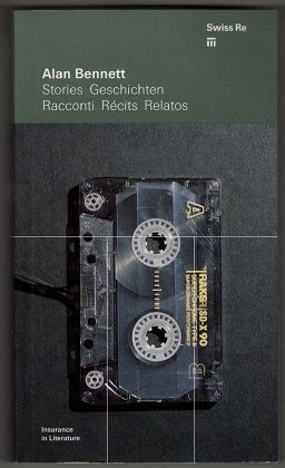 Stories Geschichten - Racconti - Recits - Relatos. Insurance in literature.