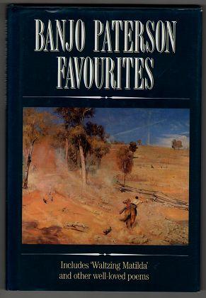Banjo Paterson Favourites. Cover subtitle: Includes