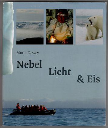 Nebel, Licht & Eis.