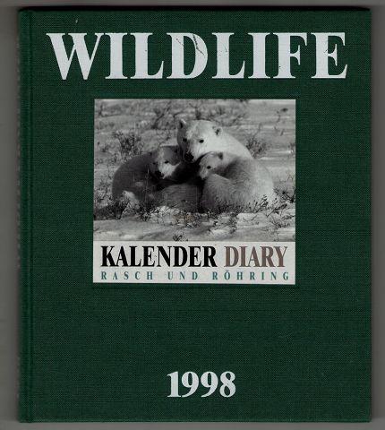 Wildlife Kalender - Diary 1998.