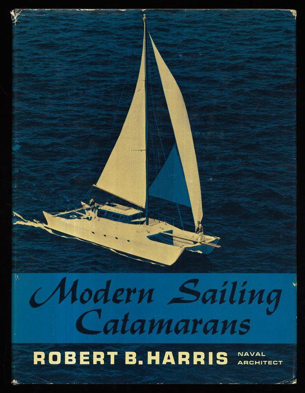 Modern sailing Catamarans.