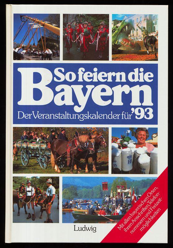 So feiern die Bayern