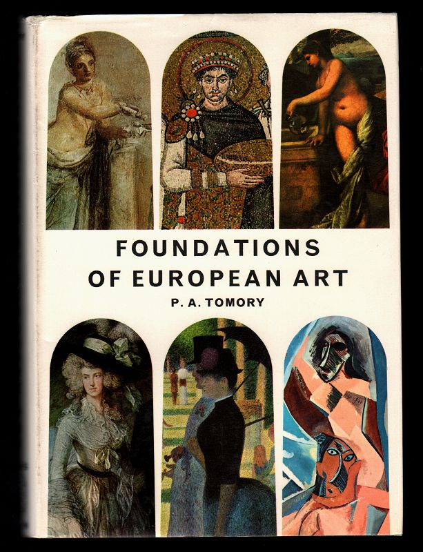 Foundations of European Art. with 279 illustrations and plans.