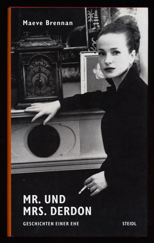Mr. und Mrs. Derdon : Geschichten einer Ehe. 1. Aufl.,