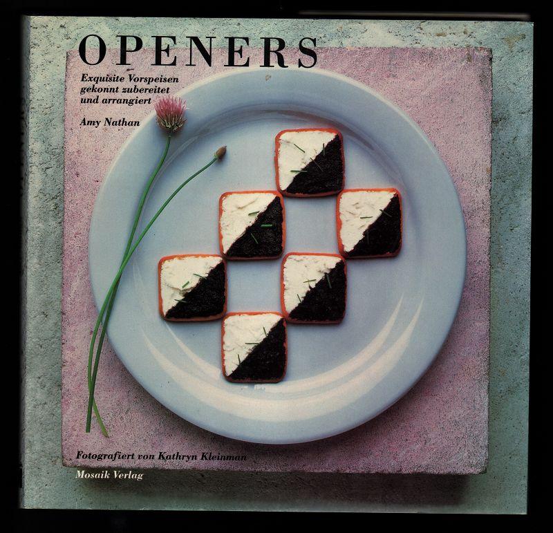 Openers : Exquisite Vorspeisen gekonnt zubereitet und arrangiert.