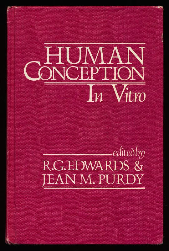 Human conception In vitro : Proceedings of the first (1.) Bourn Hall meeting.