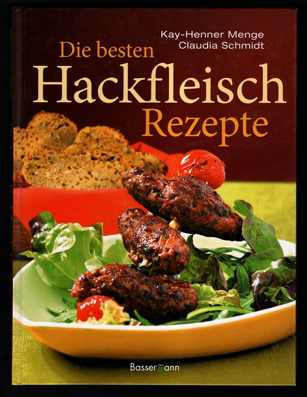 Die besten Hackfleisch-Rezepte.