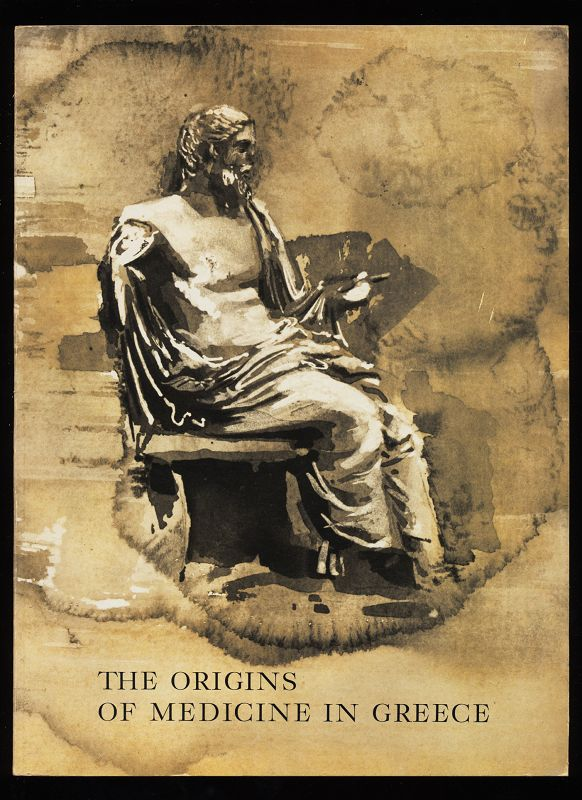 The Origins of Medicine in Greece (Hrsg.), , and P. Tsakonas: The Origins of Medicine in Greece.