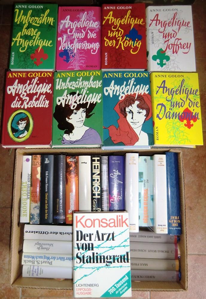 31 Bücher Romane Erzählungen Krimi Biographie Roman Thriller Abenteuer Biografie