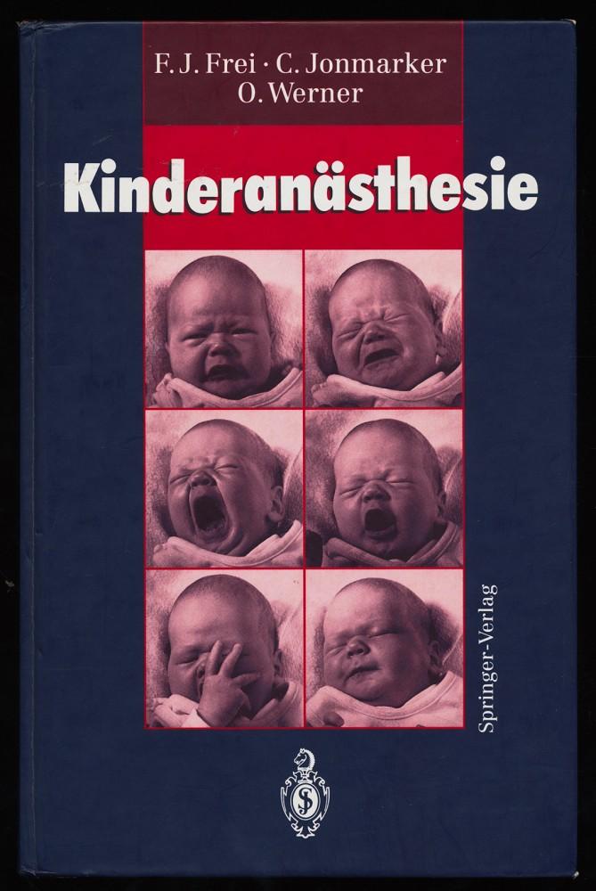 Kinderanästhesie.