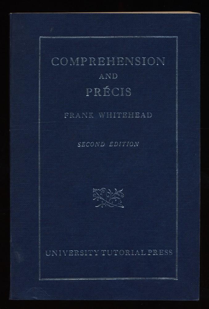 Comprehension and Precis. 2. ed., repr.,
