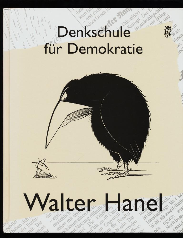 Denkschule für Demokratie : Politische Zeichnungen. 1. Aufl.,