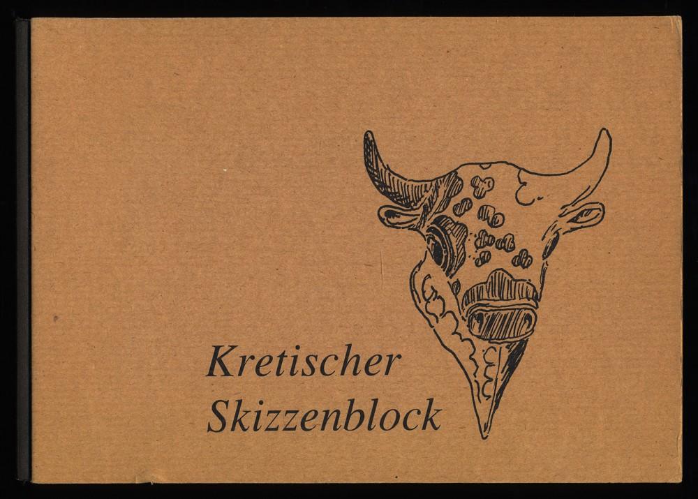 Kretischer Skizzenblock. (limitierte Auflage)