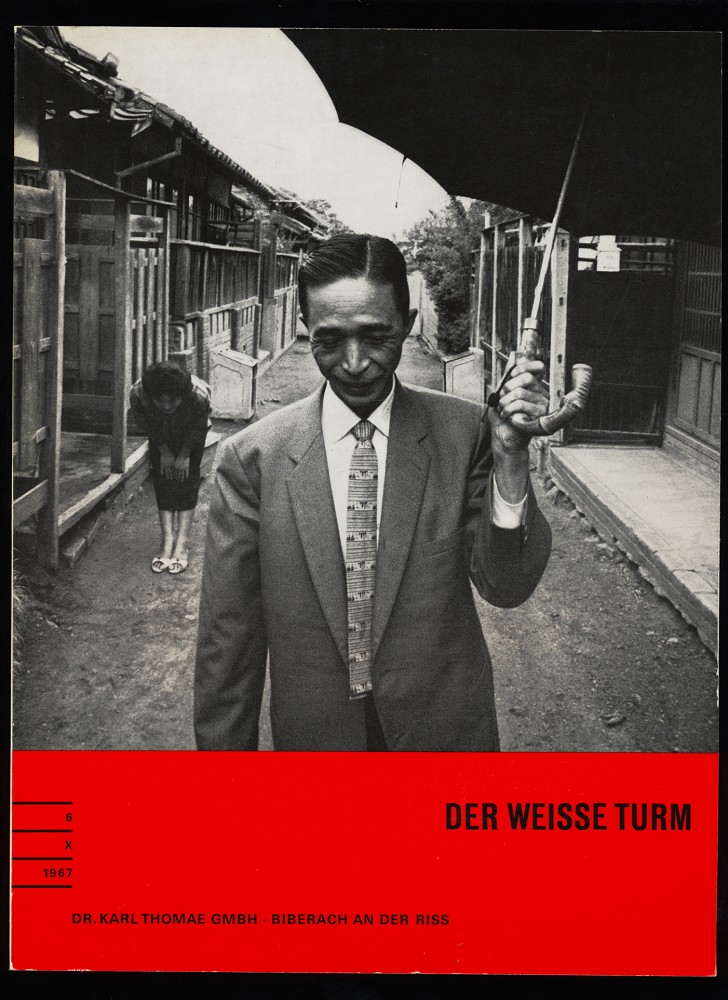 Der weisse Turm Nr. 6 / X / 1967 : Eine Zeitschrift für den Arzt.