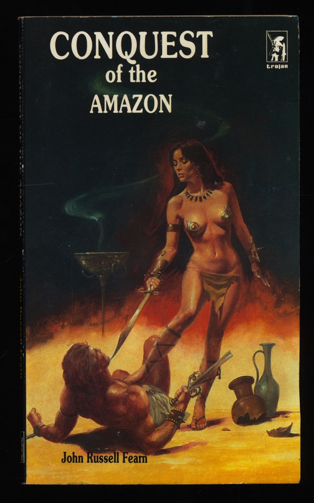 Conquest of the Amazon.
