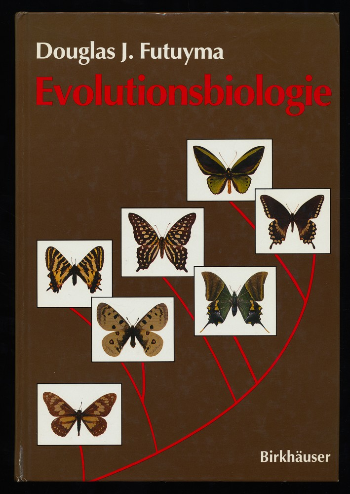 Evolutionsbiologie.