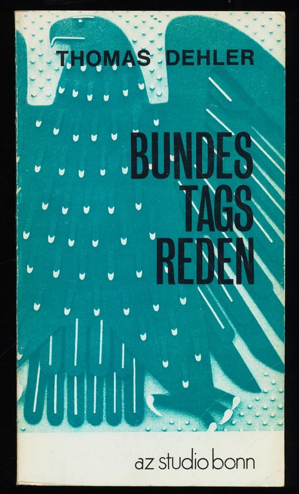 Bundestagsreden.