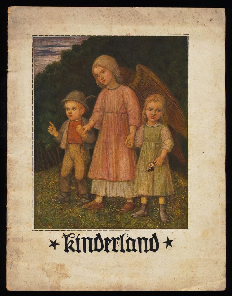 Kinderland : Verse.