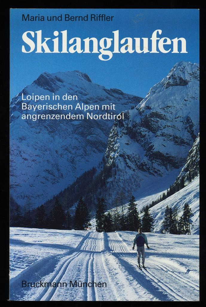 Skilanglaufen : Loipen in den Bayerischen Alpen mit angrenzendem Nordtirol, 35 Lopengebiete mit 250 Loipen.