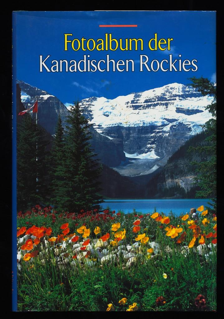 Fotoalbum der Kanadischen Rockies.