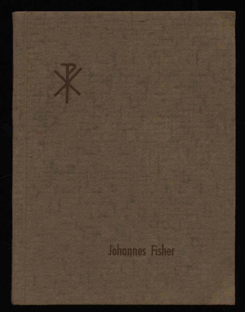 Johannes Fisher.