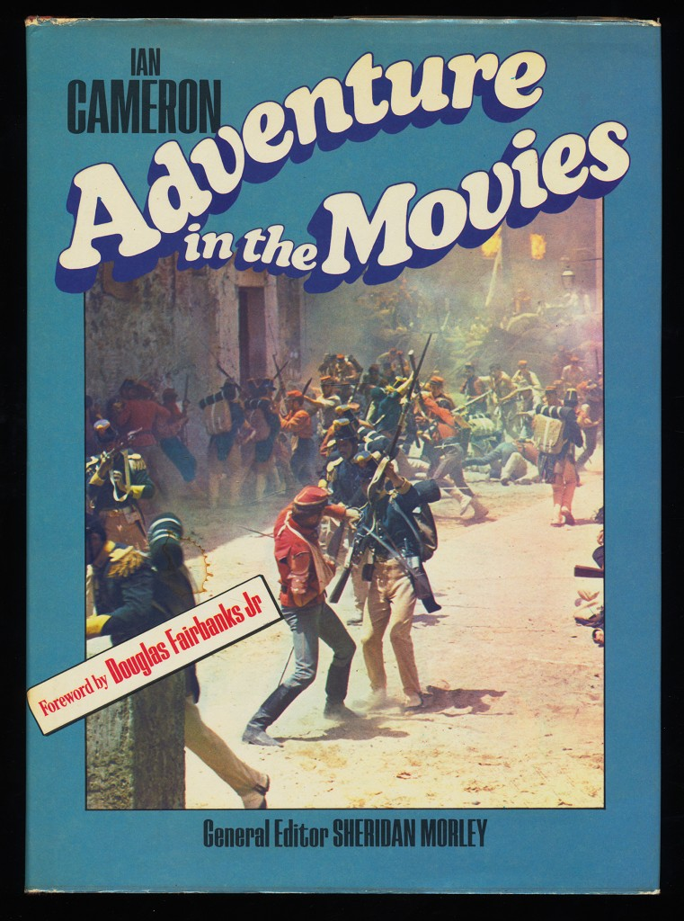 Adventure in the Movies. Reprinted,