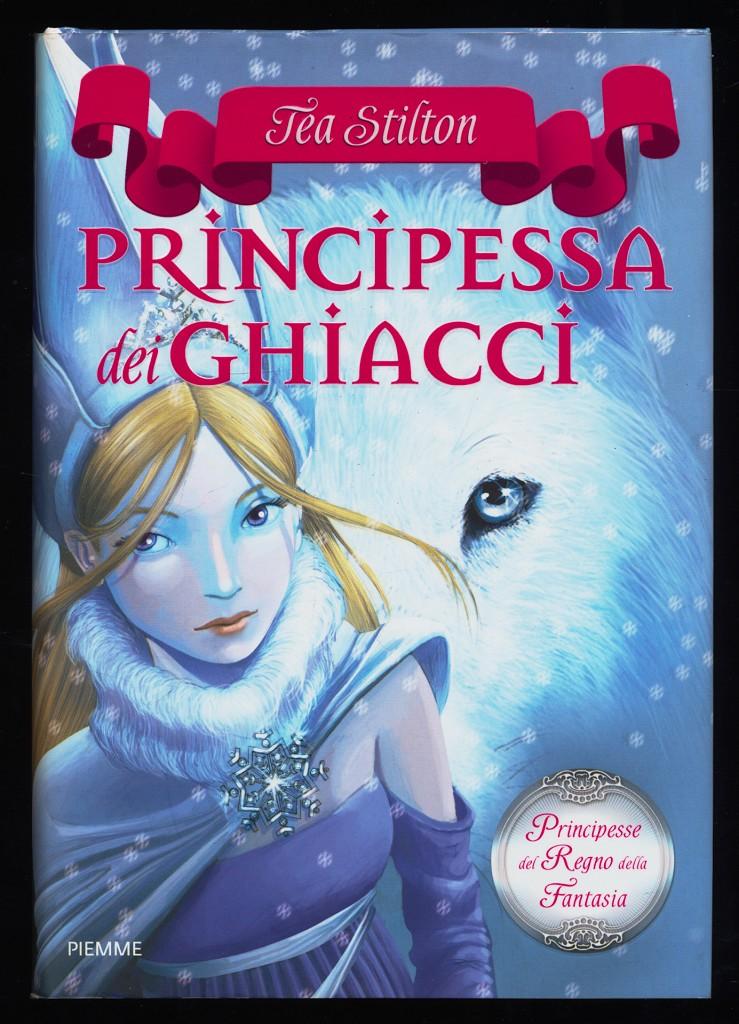 Principessa dei Ghiacci. Principesse del Regno della Fantasia.