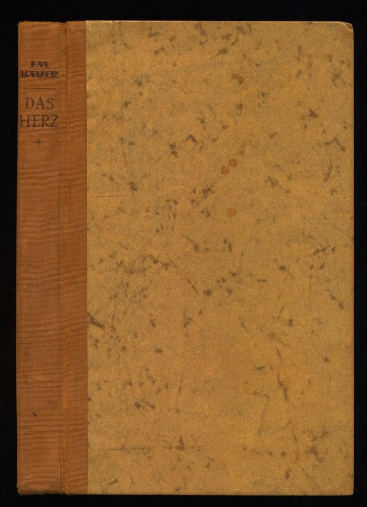 Das Herz : Die Geschichte einer Freundschaft. 3. Aufl., 7.-10. Tsd.,