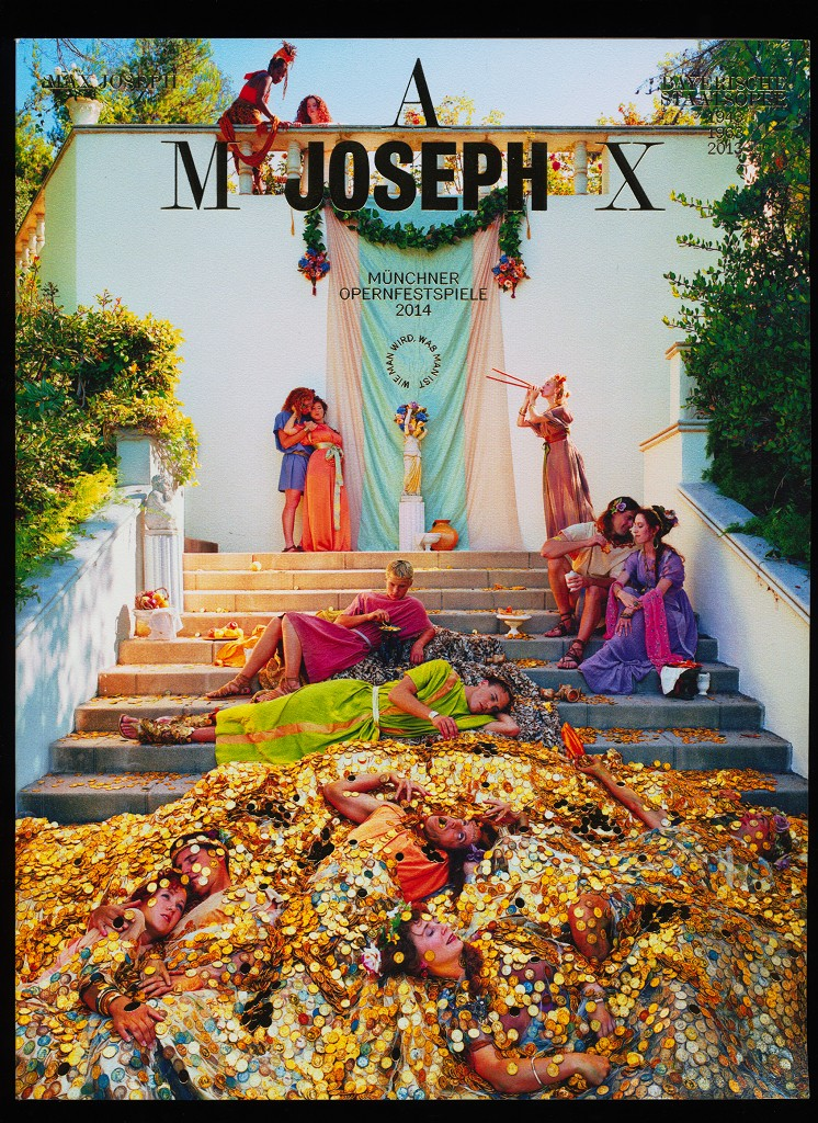 Bayerische Staatsoper und Max Joseph: Max Joseph : Münchner Opernfestspiele 2014 Magazin der Bayerischen Staatsoper.