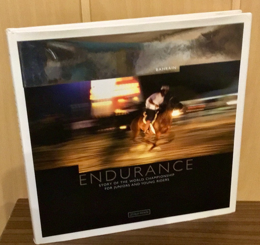 Endurance Story of the World Championship for Juniors and Young Riders.