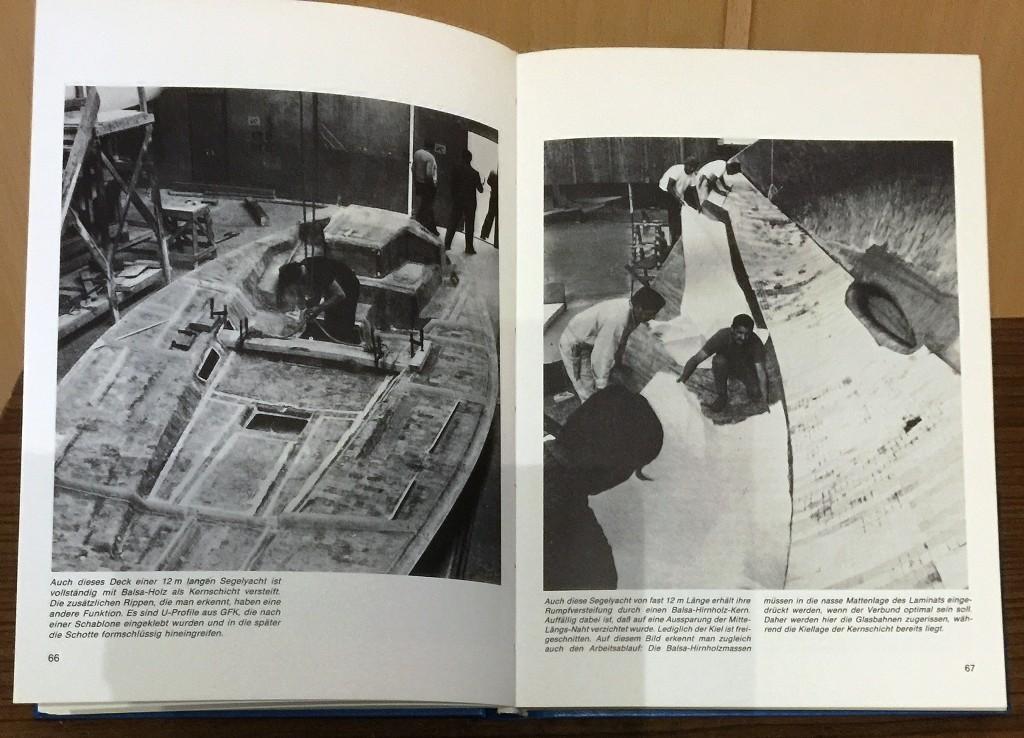 Der Bau von Kunststoffbooten. 4., erneuerte Aufl.,